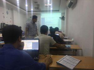 Lớp lập hồ sơ chất lượng, nghiệm thu, hoàn công - Thực hành phần mềm QLCL GXD