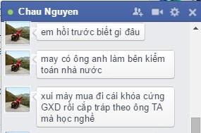 Theo thầy Nguyễn Thế Anh học nghề mua khóa cứng GXD