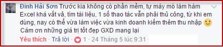 Kỹ sư Đinh Hải Sơn khen ngợi phần mềm QLCL GXD quản lý chất lượng công trình