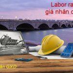 Quyết định số 869/QĐ-UBND ngày 22/2/2018 công bố giá nhân công xây dựng Hà Nội