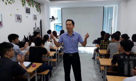 Thầy Nguyễn Thanh Vĩnh