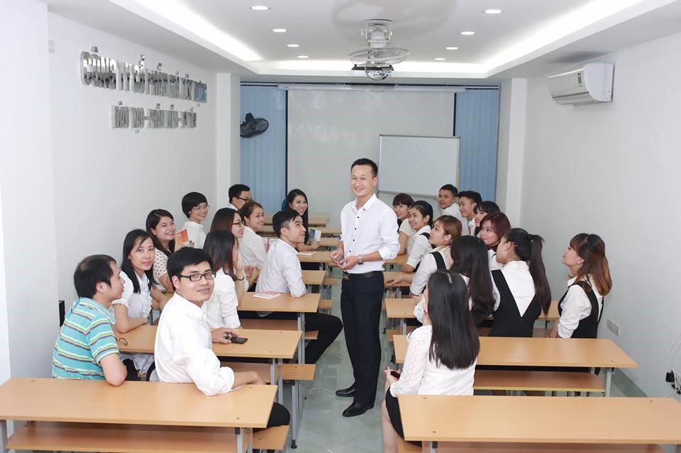 Thầy Nguyễn Đức Huy giảng viên GXD