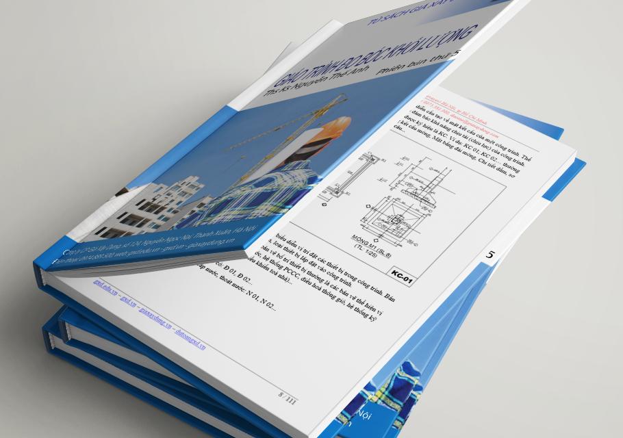 Tài liệu học đọc bản vẽ và đo bóc khối lượng xây dựng công trình cho người mới bắt đầu