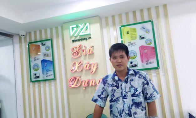 Thầy Lê Nho Huân phụ trách GXD phía Nam