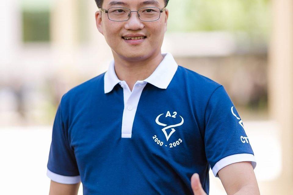 Thầy Phạm Tuân đến từ tập đoàn Vingroup