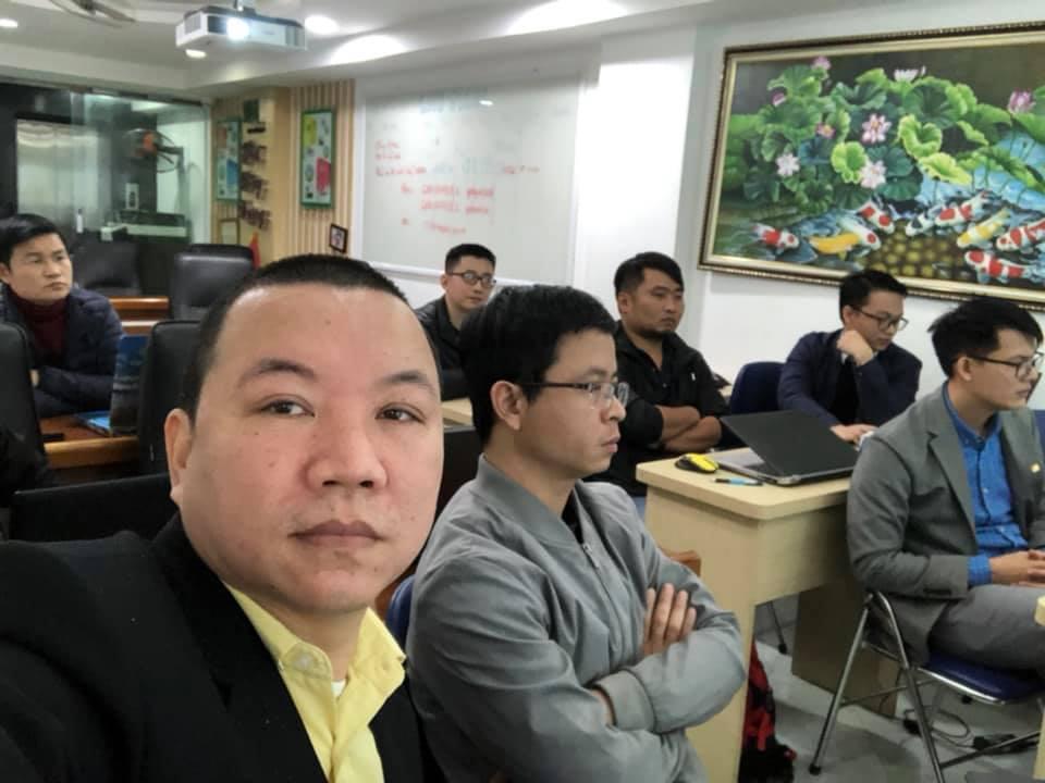 Nhóm chuyên gia giàu kinh nghiệm hội thảo về phần mềm Giám sát xây dựng GXD (GSXD)